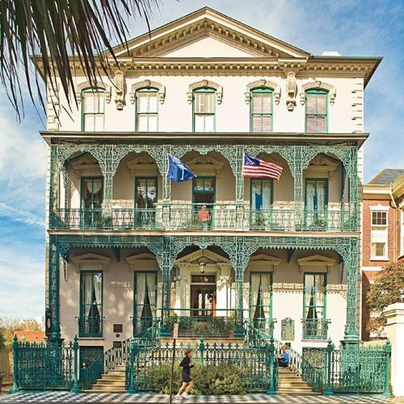 Charleston Sc Homes: 1763 Colonial In Charleston, South Carolina