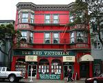 The Red Victorian Bed & Breakfast and Peace Center