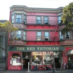 The Red Victorian Bed & Breakfast and Peace Center image