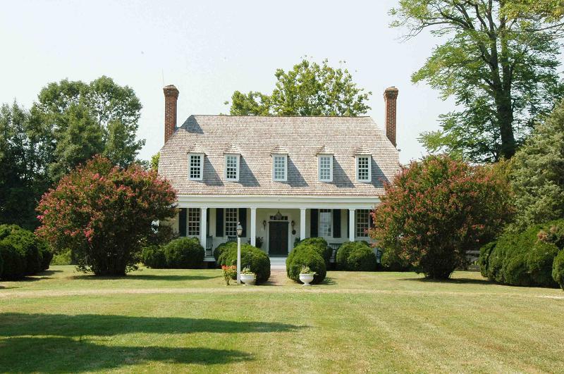 1741 Georgian Colonial In Bowling Green Virginia