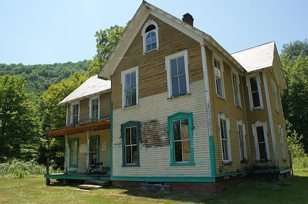 1880 Victorian In Jamaica Vermont