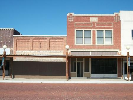 1917 Commercial Building photo