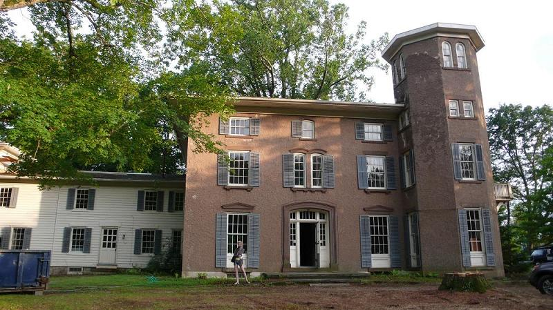 1853 italianate in lakeville connecticut for Italianate homes for sale