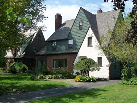 1925 Tudor Revival photo