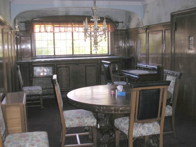 C 1920 Tudor Revival In Caro Michigan