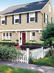 Lucky Lakehouse--1920's Colonial Won National Remodel Contest