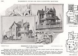 1894 Victorian: Queen Anne in Belleville, Kansas - OldHouses.com on 19th century mansion house plans, 18 century victorian house plans, 1890 house plans, simple small house floor plans, queen anne victorian house plans, 1952 house plans,