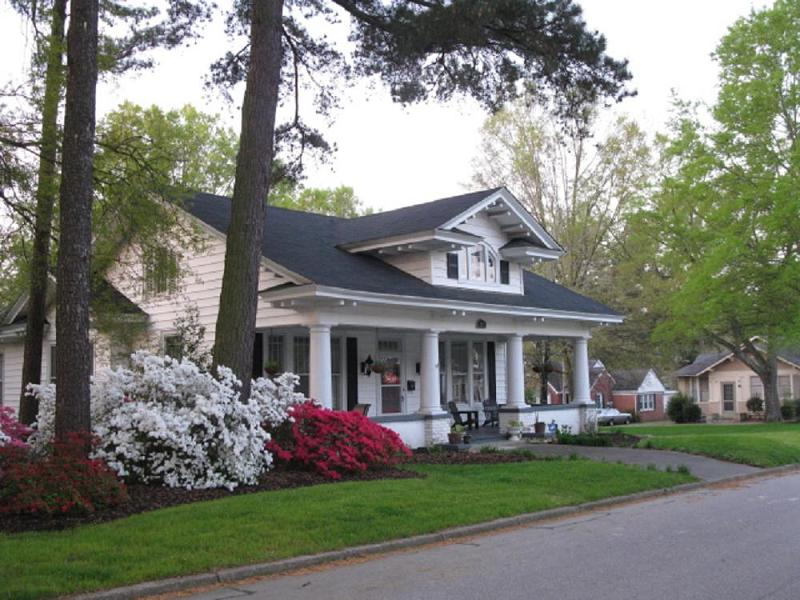 1925 craftsman bungalow in wilson north carolina for 1925 house styles