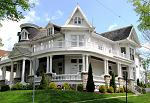 Victorian Mansion, Presently a Bed and Breakfast - 43 Rooms