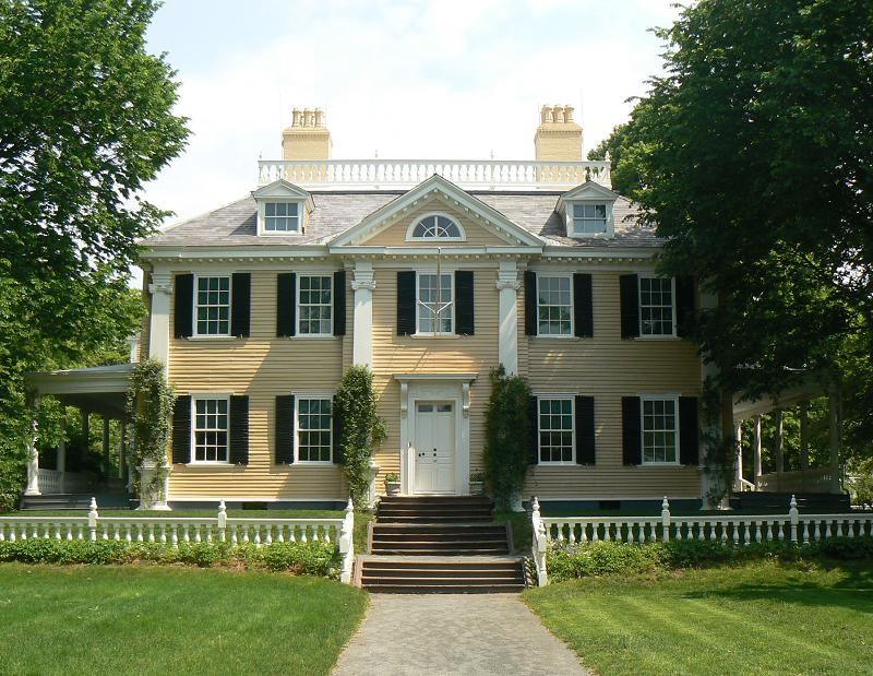 1759 georgian colonial in cambridge massachusetts. Black Bedroom Furniture Sets. Home Design Ideas