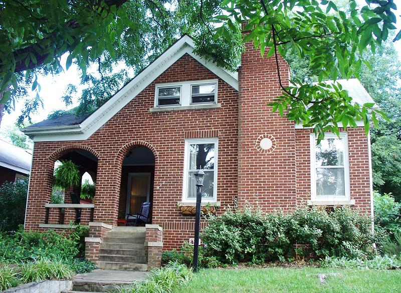 Front Elevation With Granite : Bungalow in salisbury north carolina oldhouses