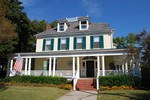 Elegant Cape Charles Historic B&B For Sale.