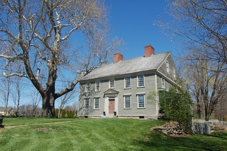 1782 Georgian Colonial Farm photo
