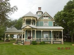 Historic homes for sale listings of the for Victorian carport