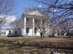 1843 Temple Style Greek Revival photo