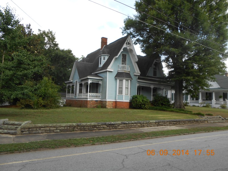 C 1880 Victorian For Sale By Owner In Elberton Georgia