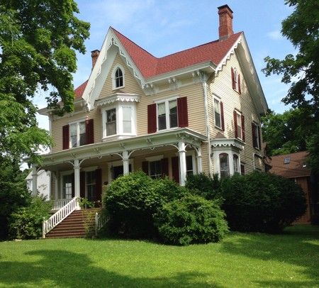 Historic homes for sale listings of the for Gothic revival homes for sale