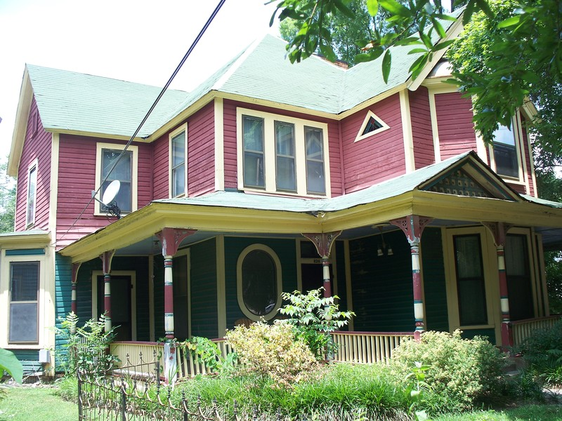 A Gorgeous Fixer Upper with all the Bells and Whistles. 1900 Victorian  Queen Anne in Salisbury  North Carolina