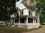 Classic Queen Anne Style Circa 1900 Home for Sale ~ Prestigious West Square Historic District, Salisbury NC