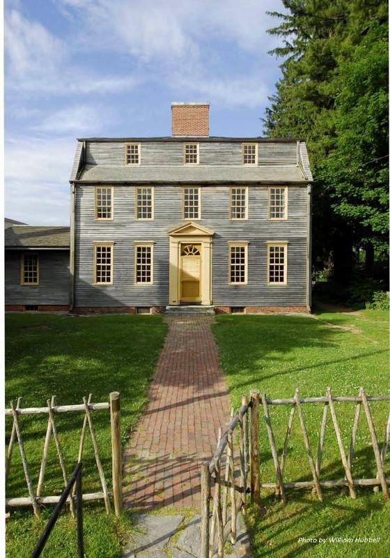 1755 Georgian Colonial In Portland Maine Oldhouses Com