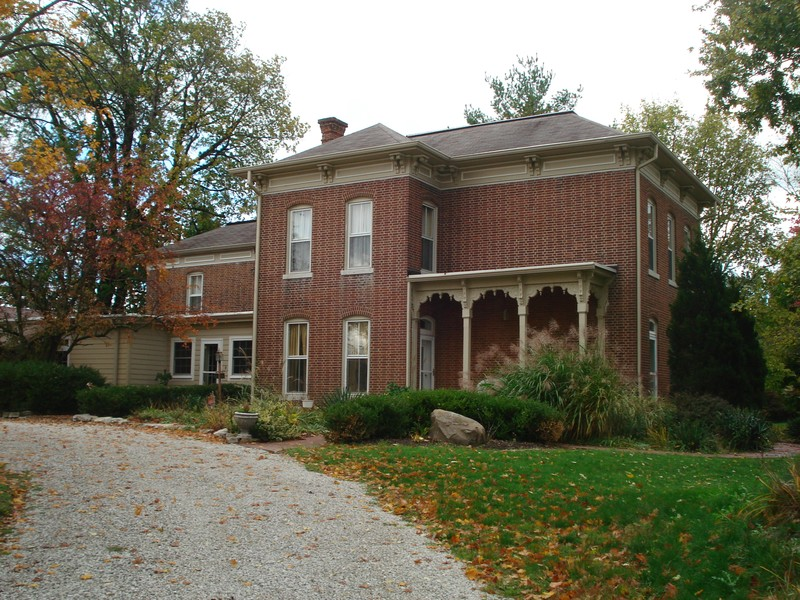 1860 Historic Italianate Homestead