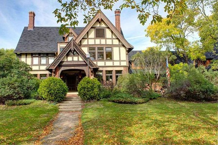 Historic homes for sale rent or auction for Tudor style homes for sale