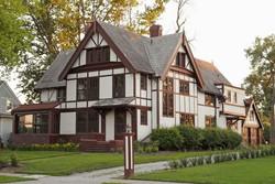 1924 Tudor Revival photo