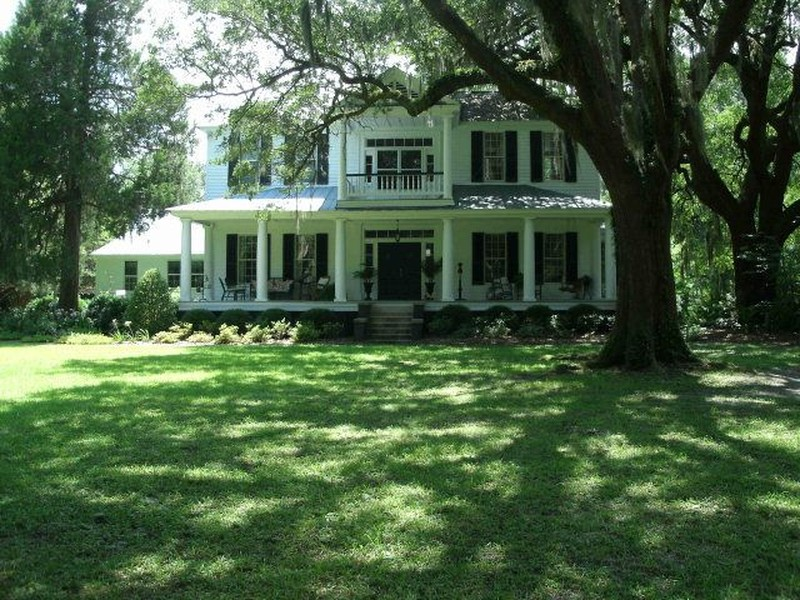C 1830 Antebellum In Orangeburg South Carolina