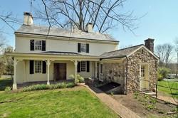 1811 Plaster over Stone Farmhouse  photo