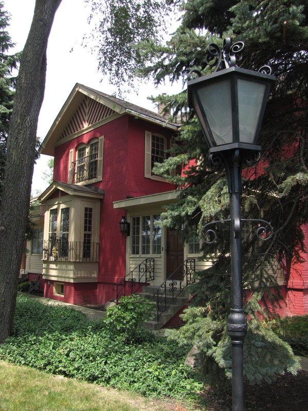 1872 italianate in crown point indiana for Italianate homes for sale