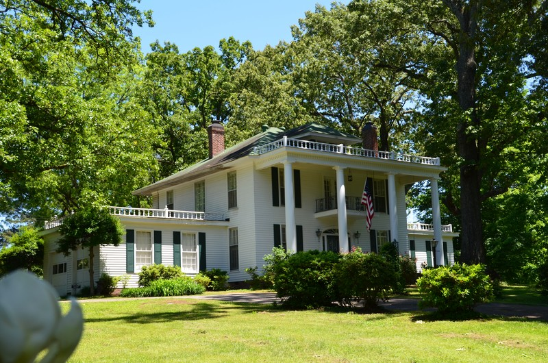 1917 Greek Revival In Jackson Tennessee Oldhouses Com