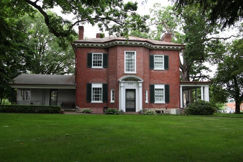 1871 Italianate In Zanesville Ohio Oldhouses Com