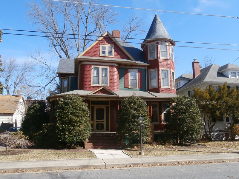 1903 Victorian In Salisbury Maryland