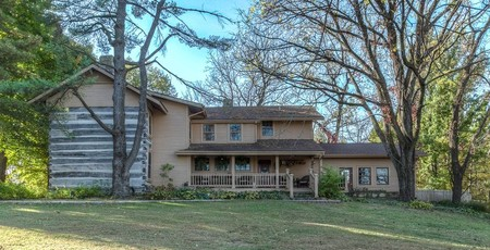 1819 Log Home photo