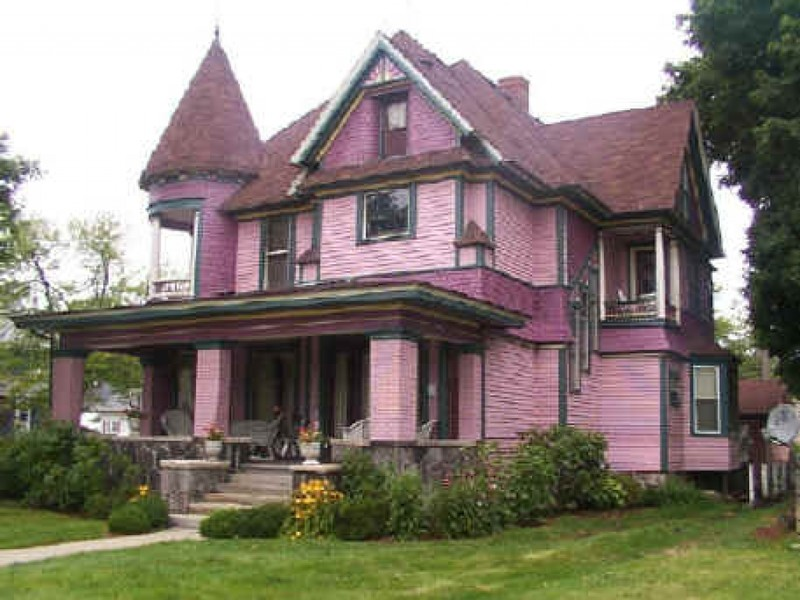 1887 victorian in nappanee indiana for House builders in indiana