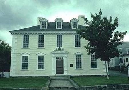 1760 Georgian Colonial photo