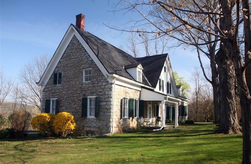 C 1705 Dutch Colonial In Hurley New York Oldhouses Com