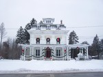 Marble Mansion Inn image