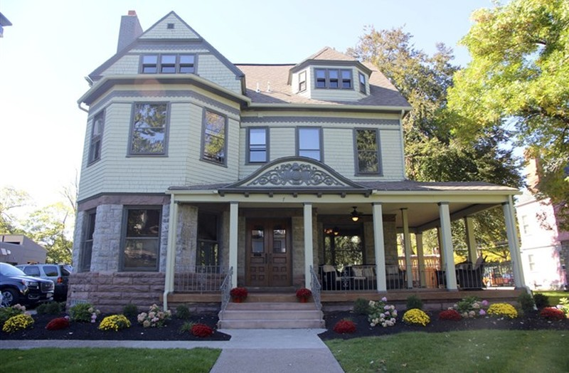 Victorian Bed And Breakfast Rochester Ny