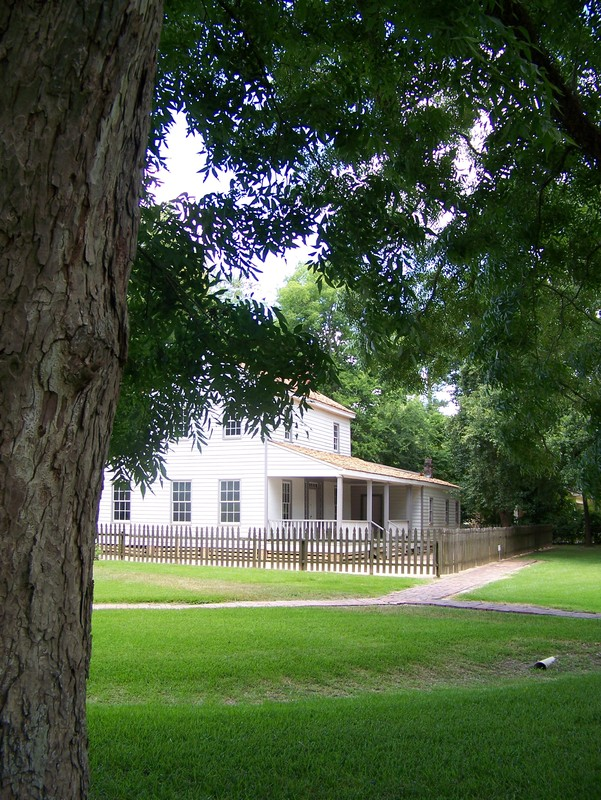 1845 Greek Revival in Beaumont, Texas - OldHouses com