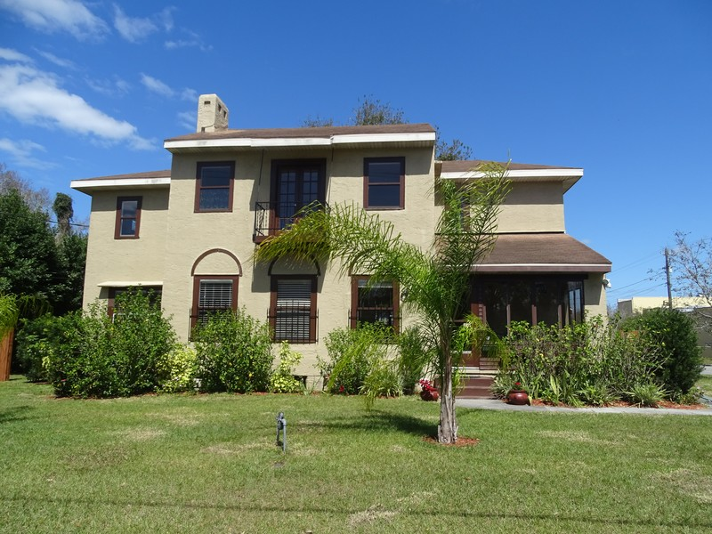 1910 Spanish Colonial In Winter Haven Florida Oldhousescom