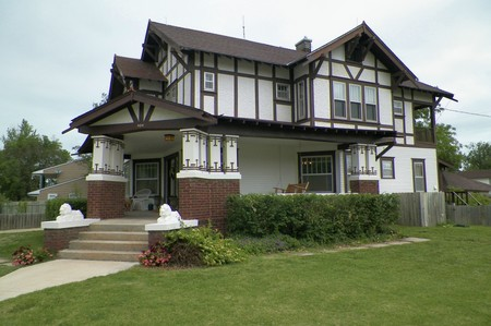 1917 Tudor Revival photo