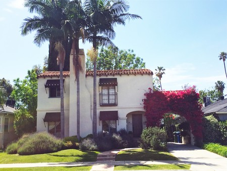 1929 Spanish Colonial photo