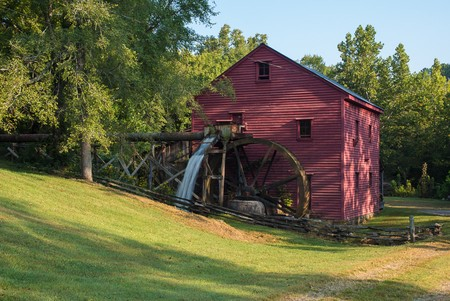 1800 Grist Mill photo