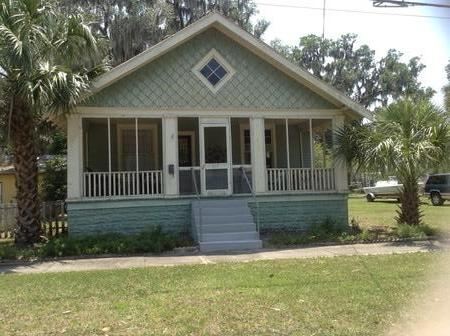 Historic homes for sale rent or auction built between for Craftsman homes for sale in florida