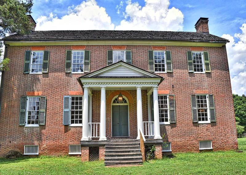 C 1823 colonial revival in jackson tennessee for Hardwood floors jackson tn