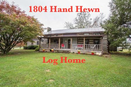 1804 Log Home photo