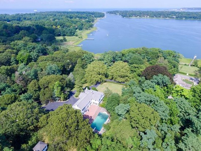 ward melville summer home