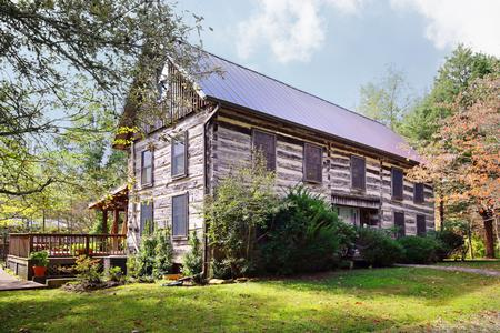 1820 Log Home photo
