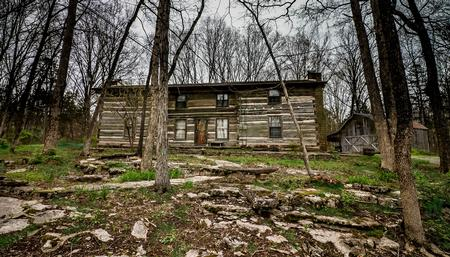 1807 Log Home photo